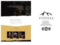 FITFULL-Gym Fitness HTML Template
