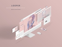 Looper-Multipurpose One/Multi Page Template