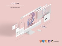 Looper-Multipurpose One/Multi Page