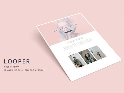 Free Bootstrap Multipurpose Template