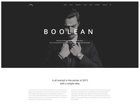 Boolean-Multipurpose BootstrapTemplate