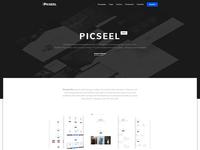 Picseel Bootstrap 4 Kit