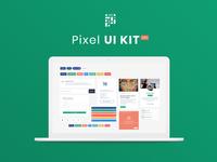 Pixel Lite - Free Bootstrap 4 UI KIT