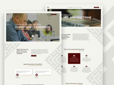 Business Council - Website