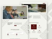 Christian Business Council [Website Showcase]