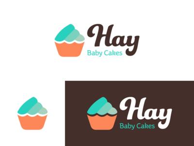 Hay Baby Cakes [Logo Showcase]