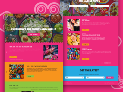 Home Page - Website