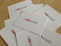 Forward/Reward Printed