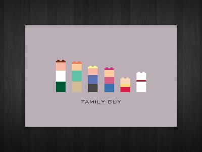 Lego Family Guy