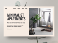 Minimalist Apartments
