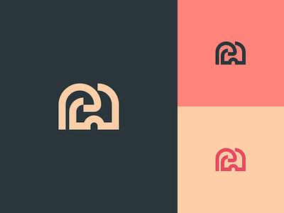 Elephant simple minimal mark logo illustration icon elephant design branding