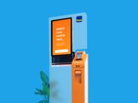 Itaú Bank ATM