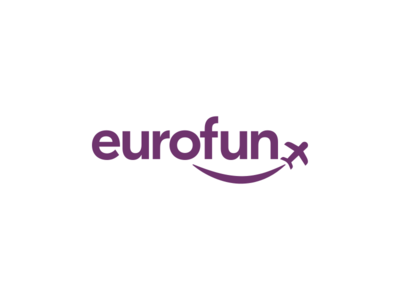 EuroFun Travel Agency - Logo Concept