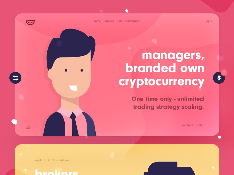 Managers banner character illustration vector icon design branding logo identity ui ux interface design web design interface sketch ios application app mobile  desktop  responsive how to download