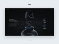 SONO Product Page - Technology