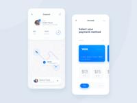 Fleet - Trip & Payment UI