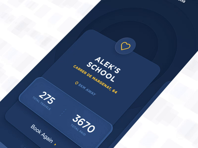 Quick Booking - Interactions location app cards flip schedule passenger experience ride location search loading app interactions interface ux ui design system favorites traveling taxi app ae