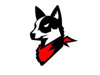 Cattle Dog Logo For The Omaha Stockmen