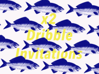 Dribble Invites up for grabs!