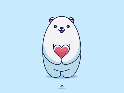 Polar bear ... ✨😅