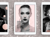 Rose Gold Social Media Bundle