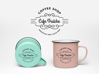 Logo design - Cafe Fraîche