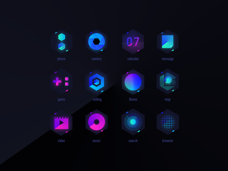 0 0 typography logo 设计 app ui