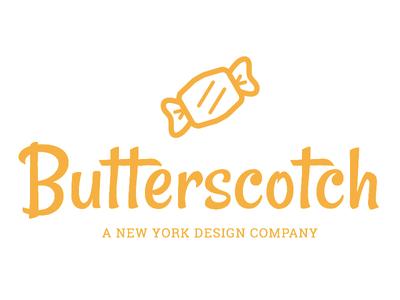 Butterscotch Logo logo identity butterscotch icon mark branding