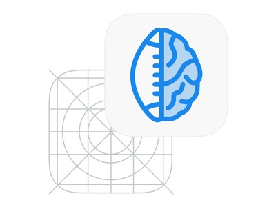 DraftSmarts App Icon app icon graphic design mark logo ios