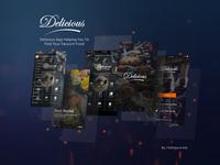 Delicious - Restaurant App