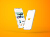 e_commerce app design