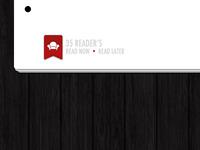 Readability Button