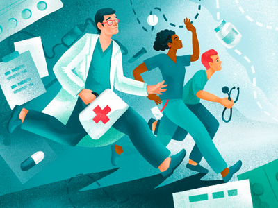 Heroes of Today Illustration people illustration people illustrations heroes coronavirus hospital medical doctors healthcare health creative illustration illustration art digital painting digital illustration illustrator design studio illustration graphic design digital art design
