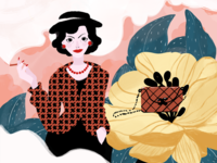 Women Power Illustration