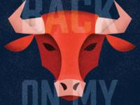 back on my bull