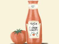 i hate ketchup