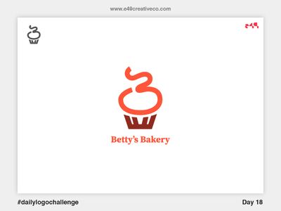 18 Betty's Bakery Logo