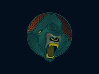 Gorilla Color change
