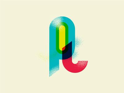 R Letterform