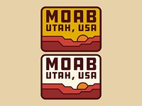 Moab Hat Patch