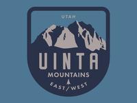 Uinta Hat Patch
