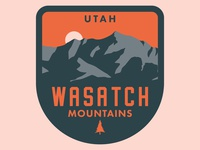 Wasatch Hat Patch 2