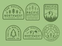 PNW Badges