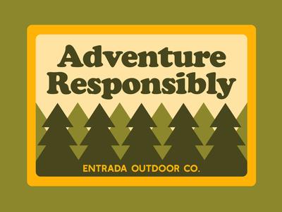 Adventure Responsibly