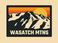Wasatch Mtns