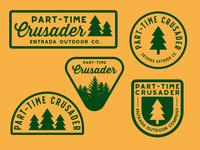 Part-Time Badges