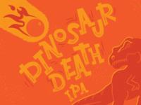 Dino Death Illo