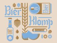 Bier Klomp!