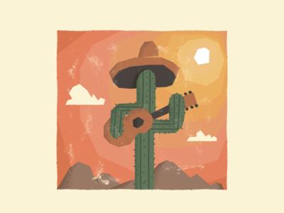 Mariachi Cactus