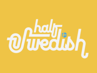 Half Swedish